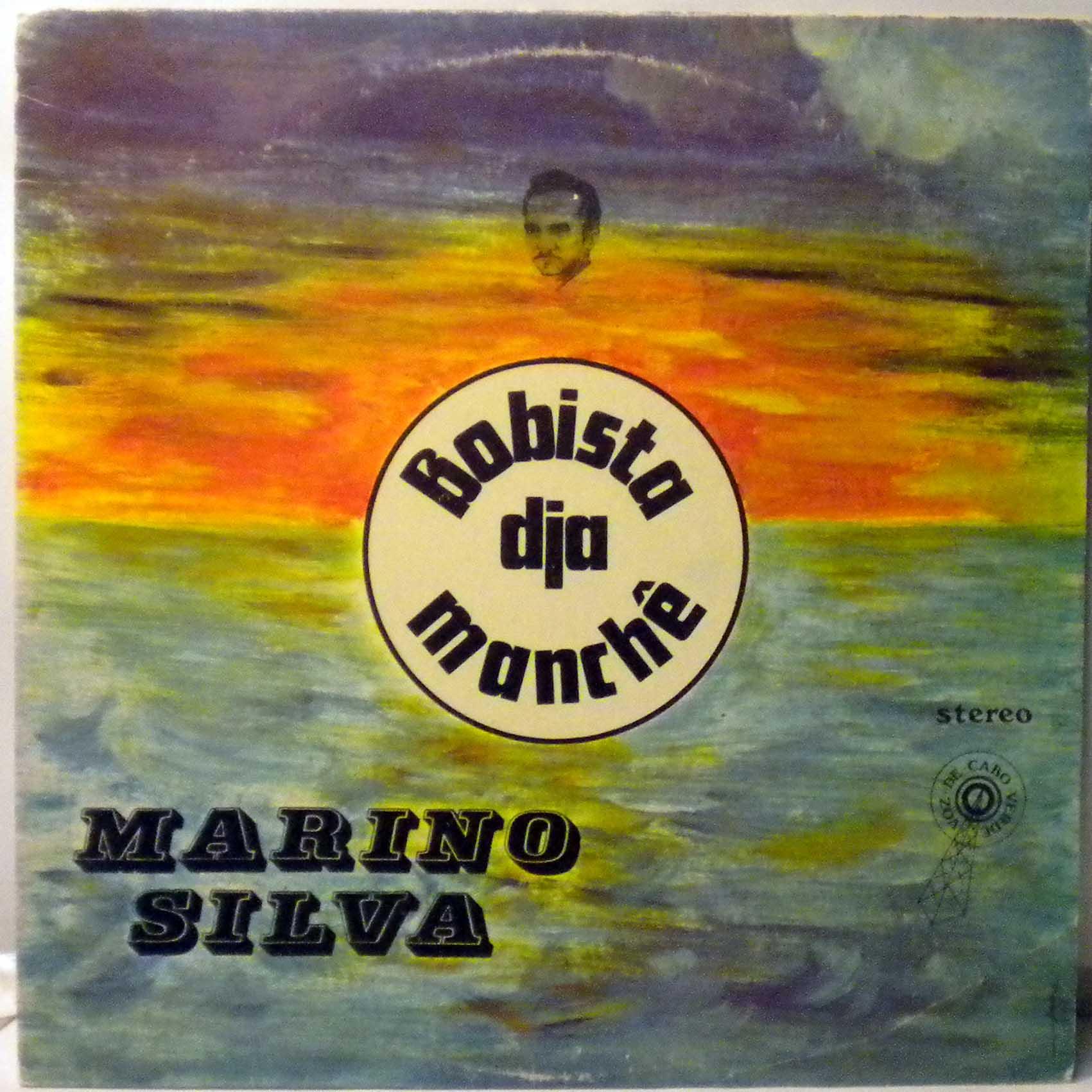 MARINO SILVA - Bobista dja manche - LP