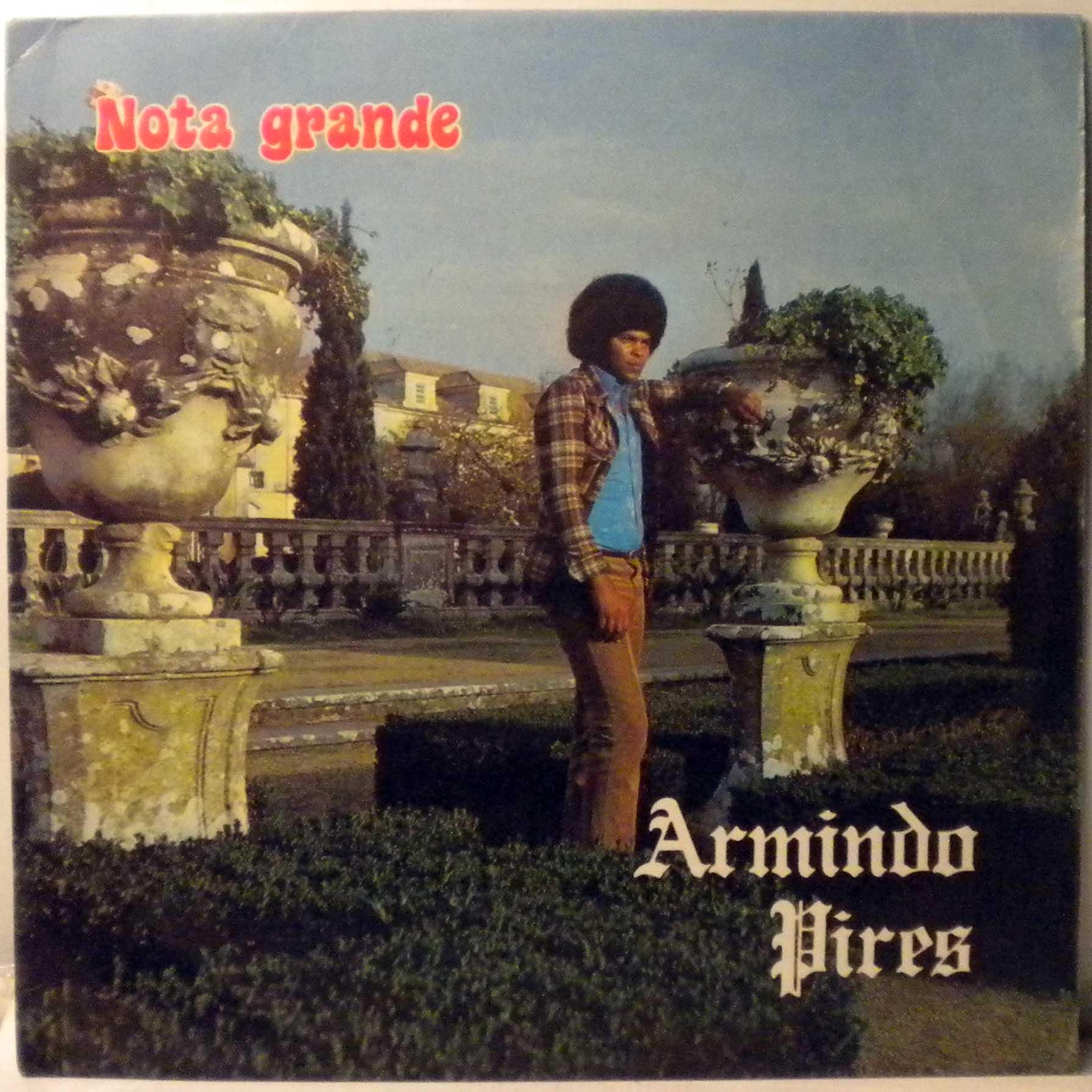 ARMINDO PIRES - Nota grande - LP