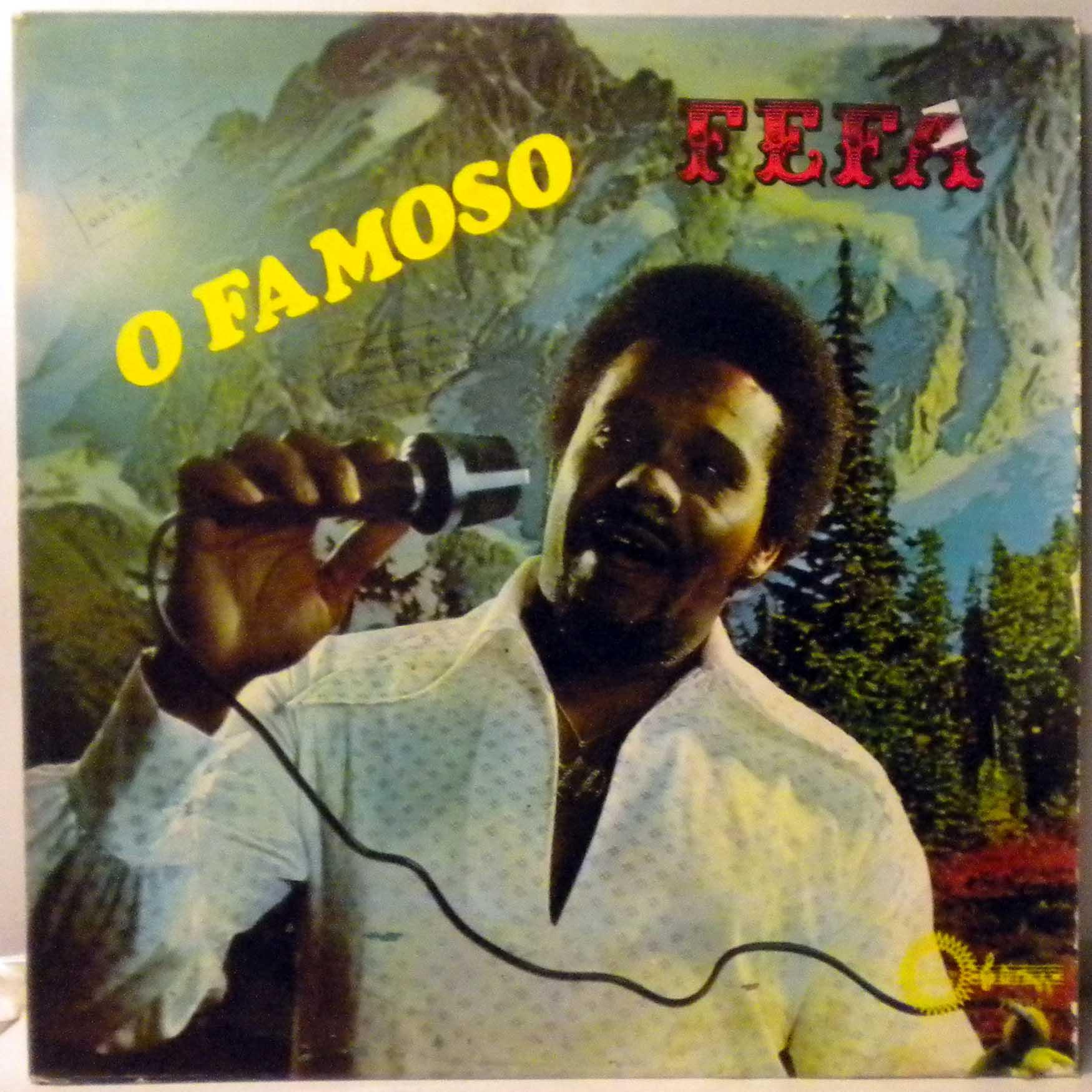 FEFE - O famoso - LP