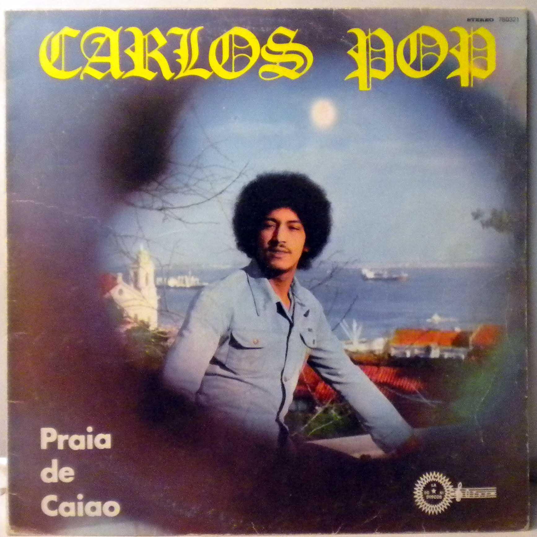 CARLOS POP - Praia de caiao - LP