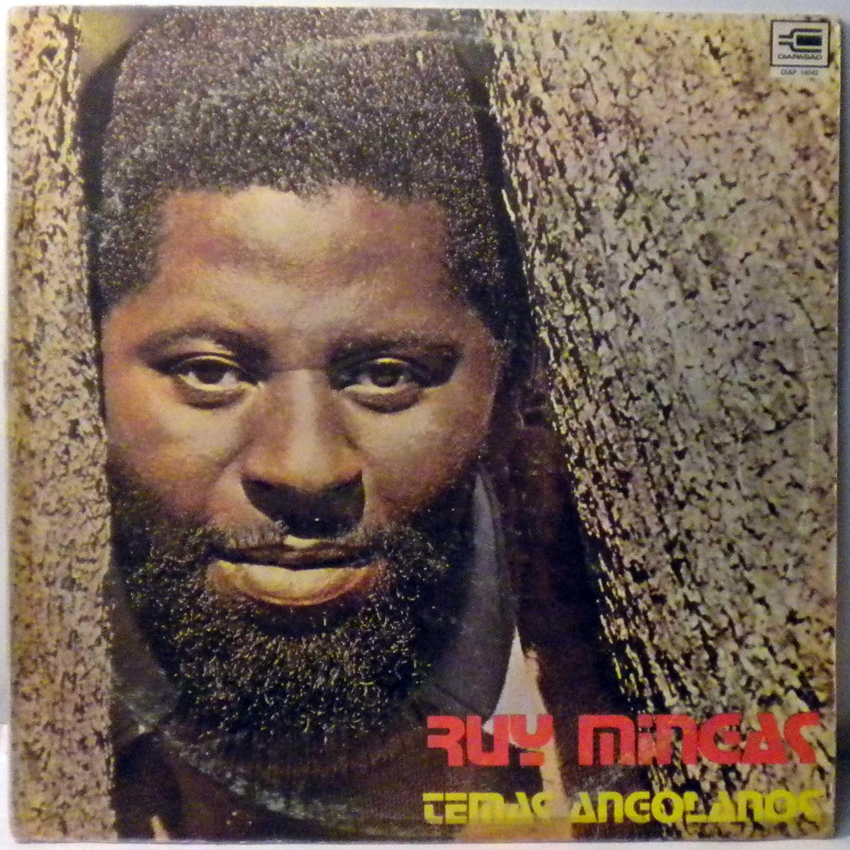 RUY MINGAS - Temas Angolanos - LP