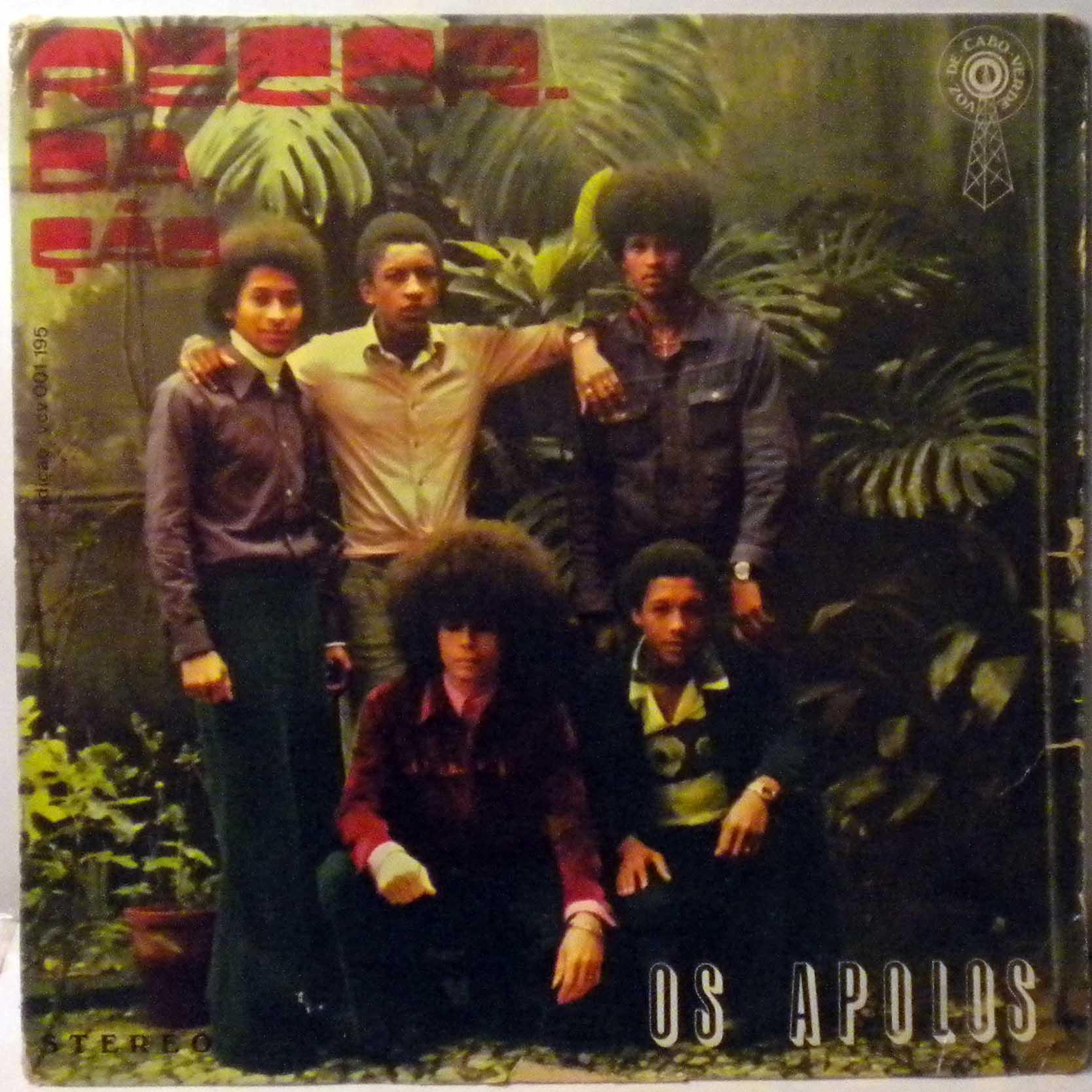 OS APOLOS - Recordacao - LP