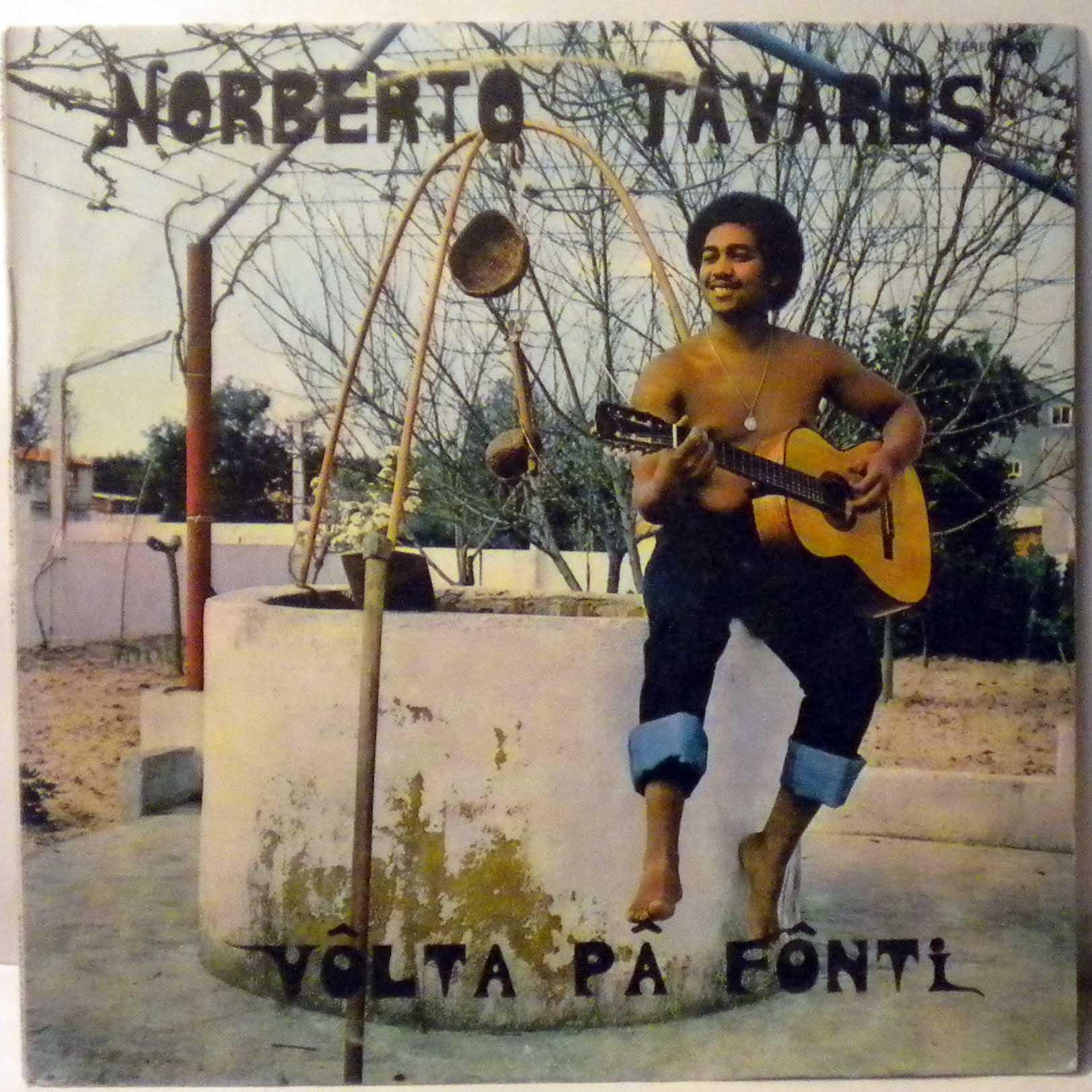 NORBERTO TAVARES - Volta pa fonti - 33T