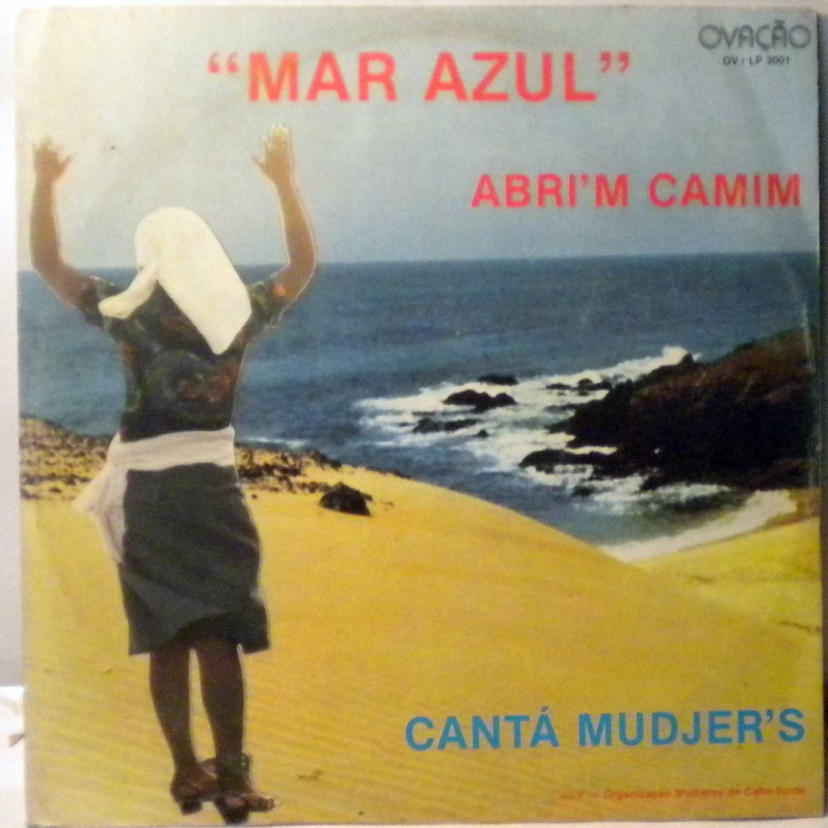 ORGANIZACAO MULHERES DE CABO VERDE - Canta mudjers - LP
