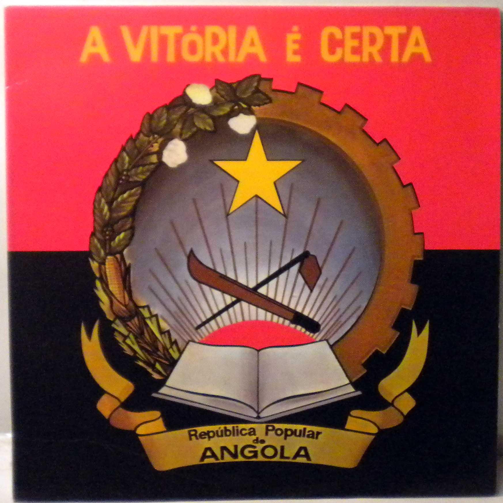 VARIOUS - A victoria e certa - LP