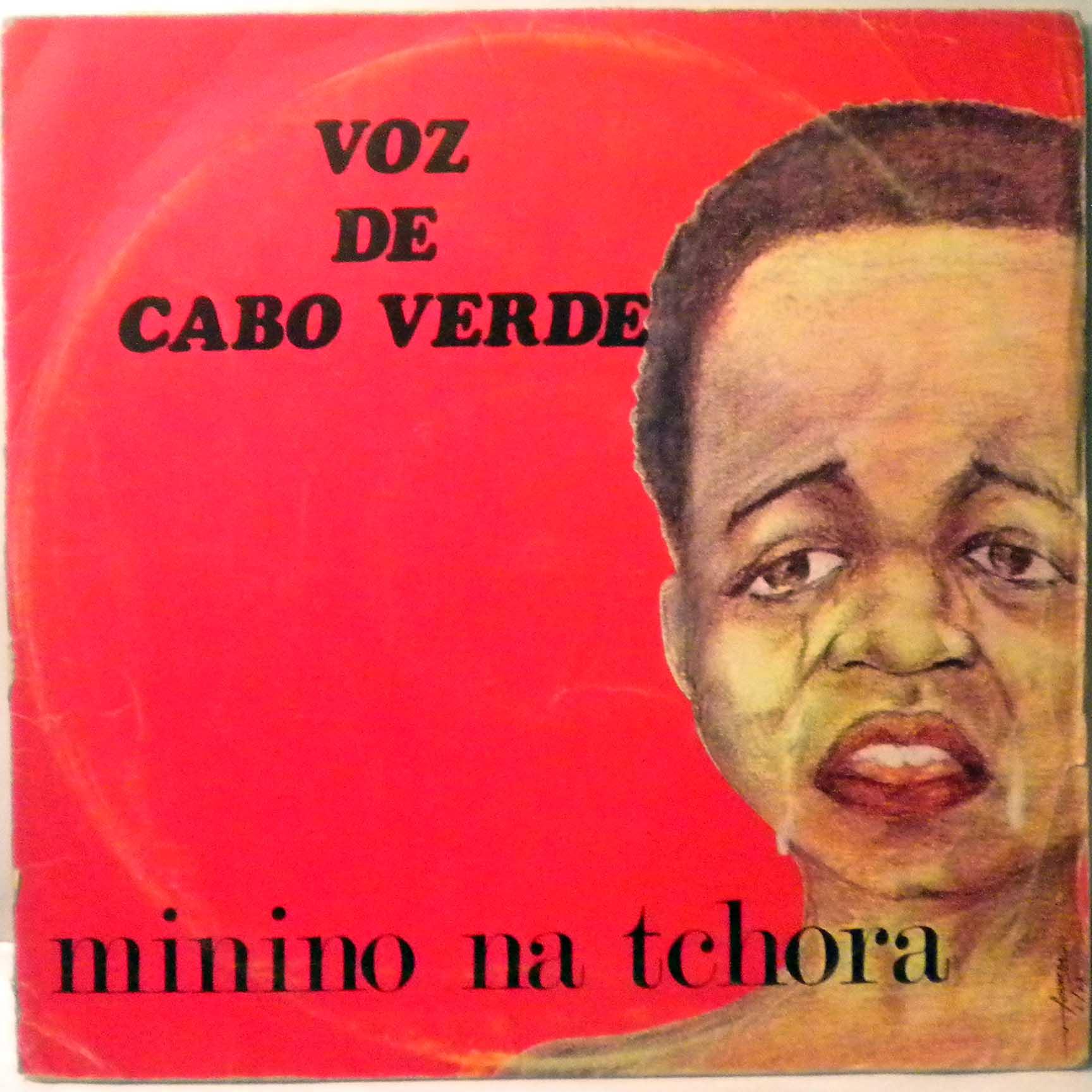 VOZ DE CABO VERDE - Minino na tchora - LP