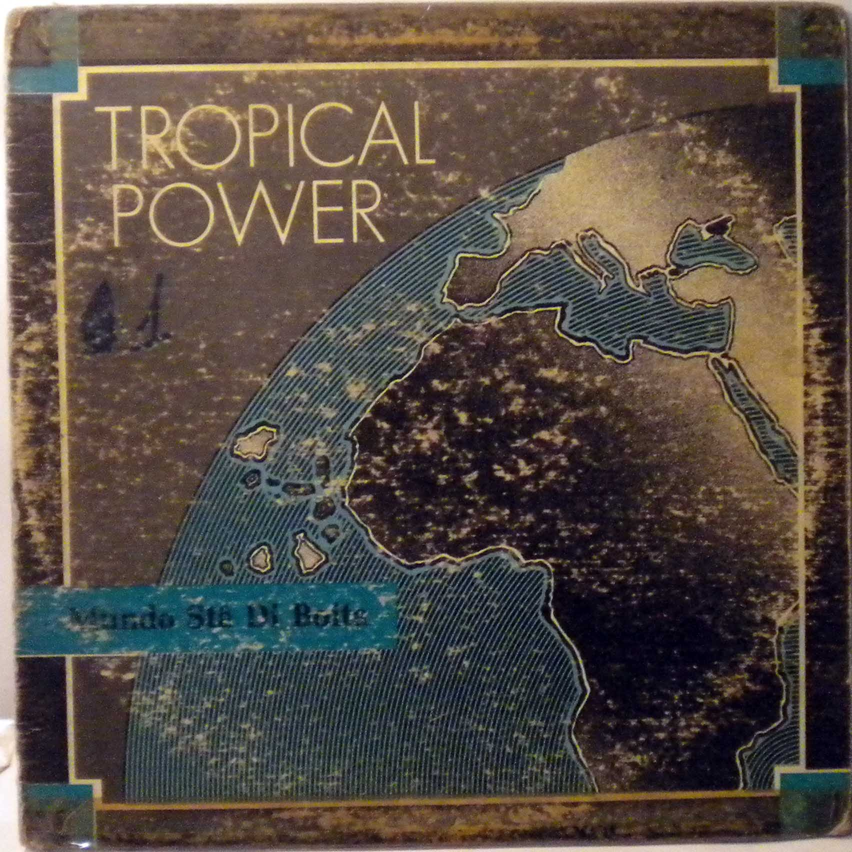 TROPICAL POWER - Same - LP