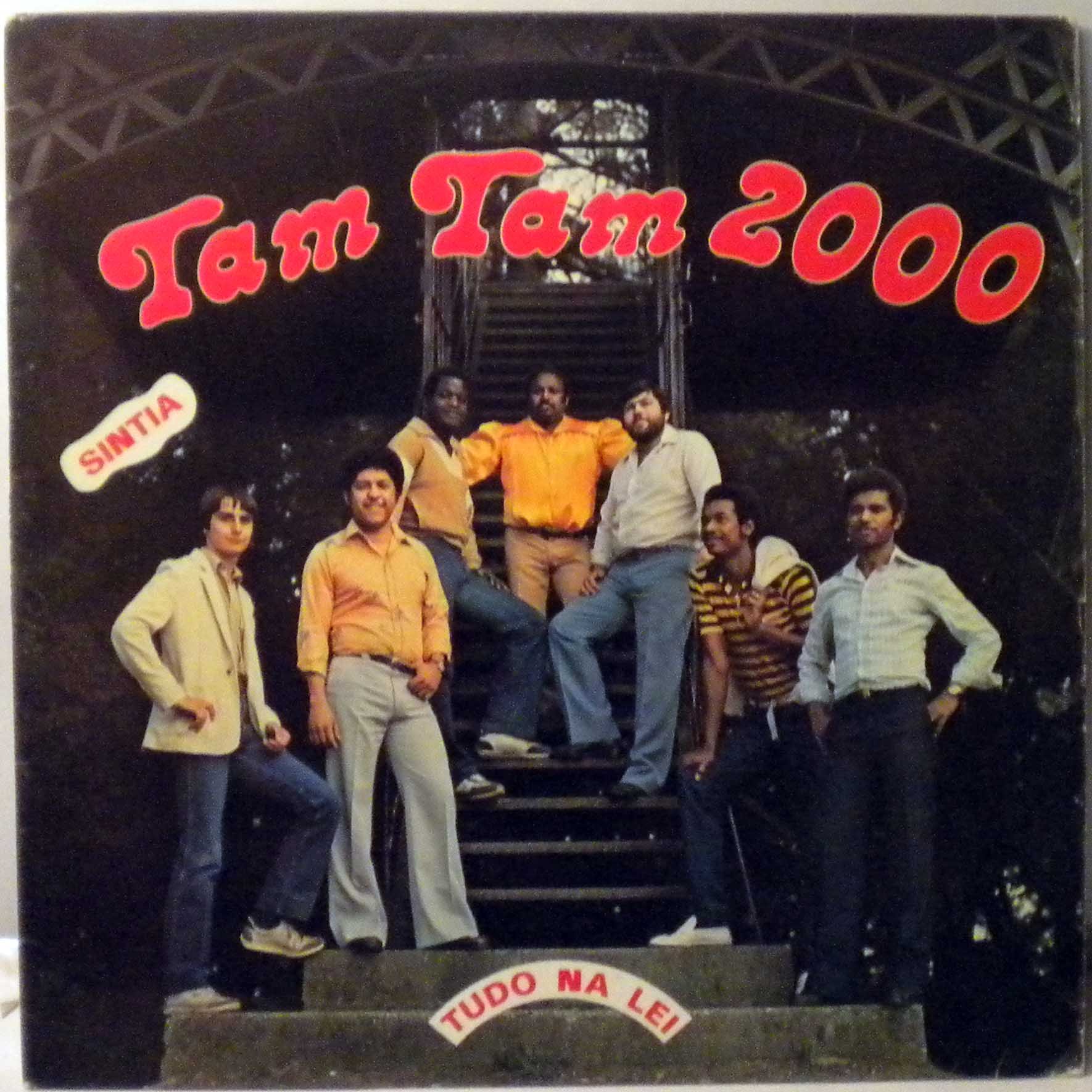 TAM TAM 2000 - Tudo na Lei - LP
