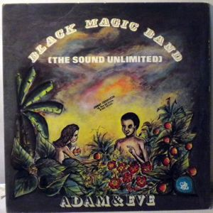 BLACK MAGIC BAND - Adam & Eve - LP
