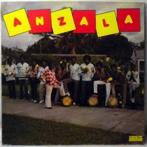 ANZALA - Same - LP
