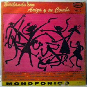 ARIZA Y SU COMBO - Bailando - LP