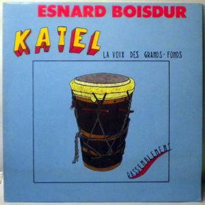 ESNARD BOISDUR - La voix des grands-fonds - LP