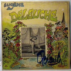 EUGENE DELOUCHE - Same - LP