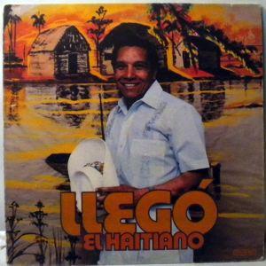 EL HAITIANO - Llego - LP
