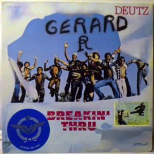 DEUTZ - Breakin' thru - LP