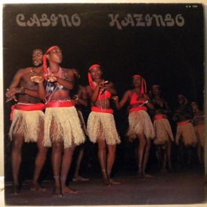 CASINO KAZINGO - Same - LP