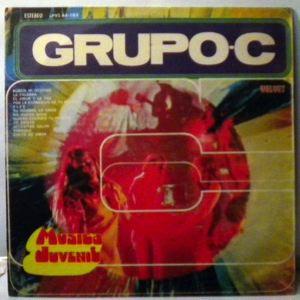 GRUPO C - Musica juvenil - LP