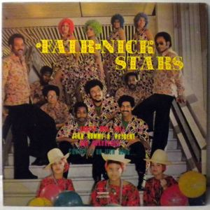 FAIR NICK STARS - Same - LP