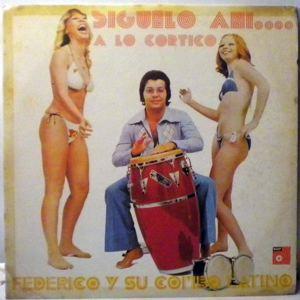 FEDERICO Y SU COMBO - Siguelo Ahi - LP