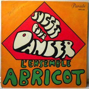 L'ENSEMBLE ABRICOT - Succes pour danser - LP