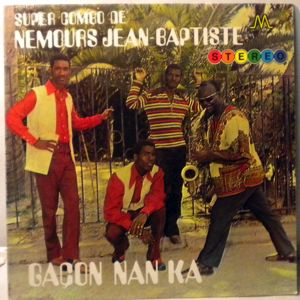 NEMOURS JEAN-BAPTISTE - Gacon nan ka - LP