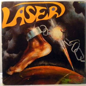 LASER - Same - LP