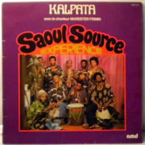 KALPATA - Saoul Source Experience - LP