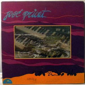 JOSE PRIVAT - Reverie bod-lo - LP