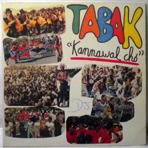 TABAK - Kannawal cho - LP