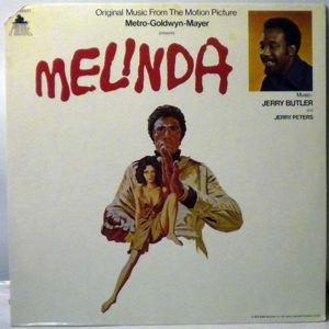 JERRY BUTLER - Melinda - 33T