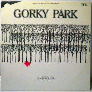 JAMES HORNER - Gorky Park - 33T