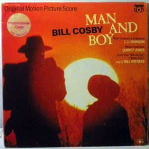 J.J. JOHNSON - Man And Boy - 33T