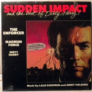 LALO SCHIFFRIN - Sudden Impact And The Best Of Dirty Harry - 33T