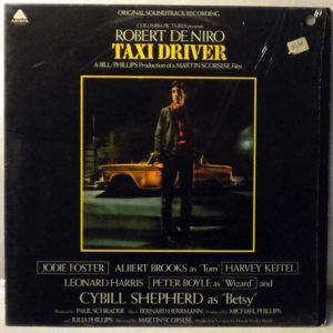 BERNARD HERRMANN - Taxi Driver - 33T