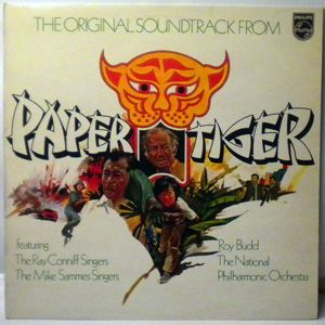 ROY BUDD - Paper Tiger - 33T