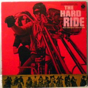 HARLEY HATCHER - The Hard Ride - LP