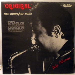 MIKE OSBORNE STAN TRACEY - Original - LP