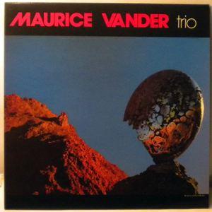 MAURICE VANDER TRIO - Same - LP
