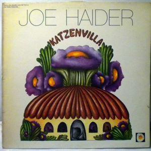 JOE HAIDER - Katzenvilla - LP