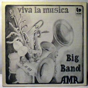 BIG BAND AMR - Viva La Musica - LP