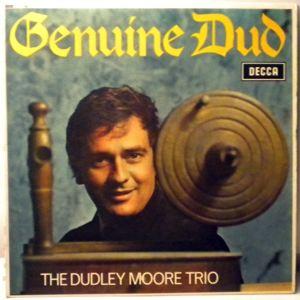 THE DUDLEY MOORE TRIO - Genuine Duo - LP