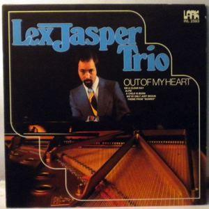 LEX JASPER TRIO - Out Of My Heart - LP