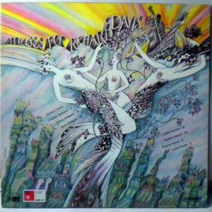 RICHARD DAVIS - Muses For Richard Davis - LP