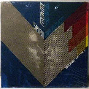 SPIRO GIACOPUZZI - Frontal - LP
