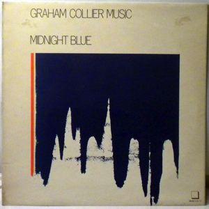 GRAHAM COLLIER MUSIC - Midnight Blue - LP