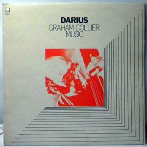 GRAHAM COLLIER MUSIC - Darius - LP