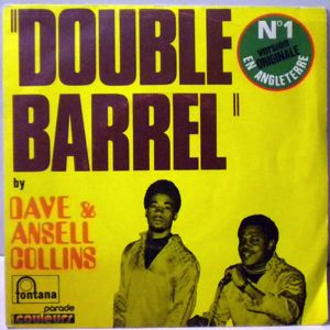 DAVE & ANSELL COLLINS - Double Barrell - 7inch (SP)