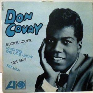 DON COVAY - Sookie Sookie + 3 - 45T (SP 2 titres)