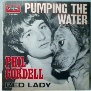 PHIL CORDELL - Pumping The Water / Red Lady - 7inch (SP)