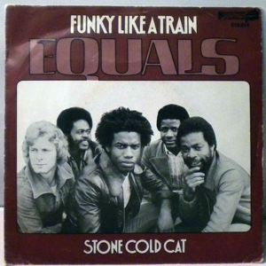 EQUALS - Funky Like A Train - 45T (SP 2 titres)